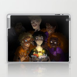 Happy Happy Meal Laptop & iPad Skin