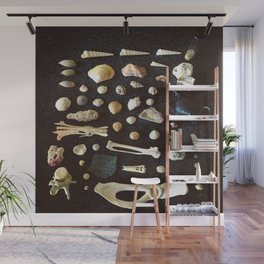 Knolling I Wall Mural