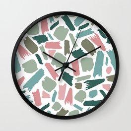 Exotic Zen Wall Clock