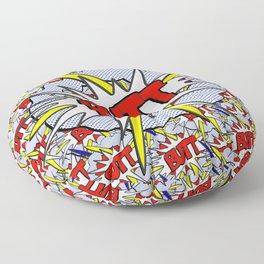 BUTT - Pop Art Style Floor Pillow