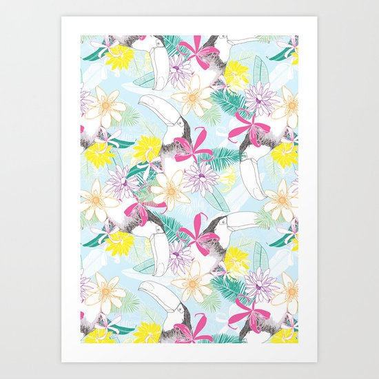 You Can Toucan Art Print