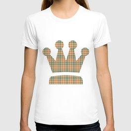 Plaid Design #1 T-shirt
