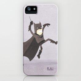 The Dark Night iPhone Case