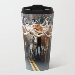 National Western Stock Show Parade Travel Mug