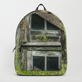 Shuttered Backpack