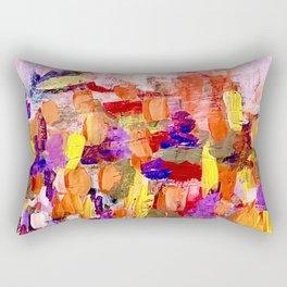 Summer flowers Rectangular Pillow