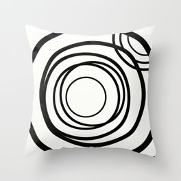 Resonance Throw Pillow