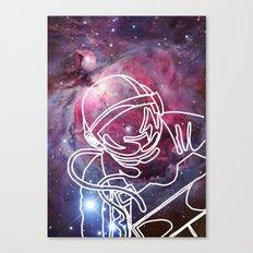 Starman Canvas Print