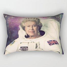 Queen Elizabeth II Rectangular Pillow