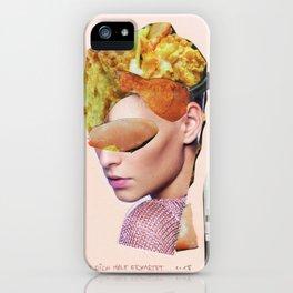 Die Kuchenfrau · hätt ich dich heut erwartet... iPhone Case