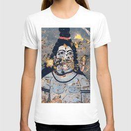 Hindu mural T-shirt