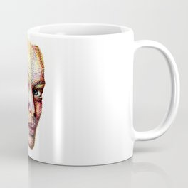 Face Pointed Out Coffee Mug