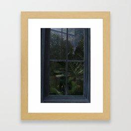 Framework Framed Art Print