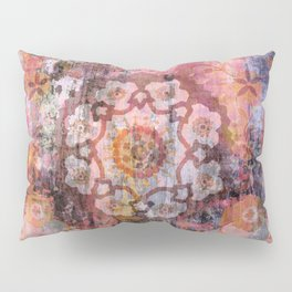 GEOMETRIC MOROCCAN COLORFUL ART Pillow Sham