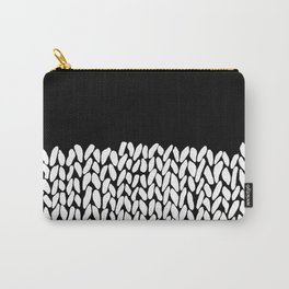 Half Knit Carry-All Pouch