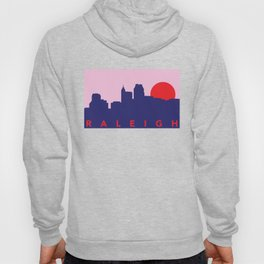 Raleigh Night Skyline Hoody