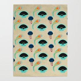 Drag Queen print Poster