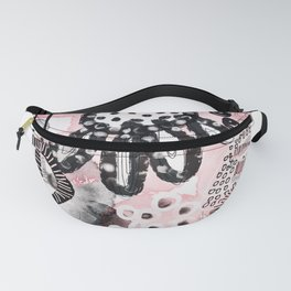 Plucked Fanny Pack