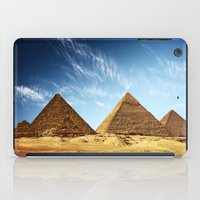playstation iPad Cases featuring Egypt by eARTh