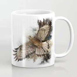 Falcon Flight Coffee Mug