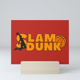 Slam Dunk Mini Art Print