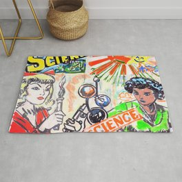 Science & Fiction Rug