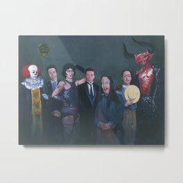 A Cast of Currys Metal Print