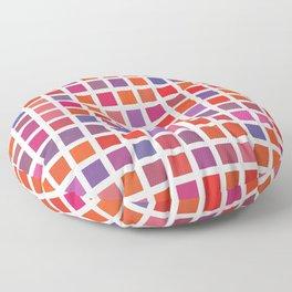 City Blocks - Love #947 Floor Pillow
