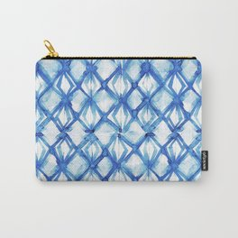 Nautical mermaid scales Carry-All Pouch