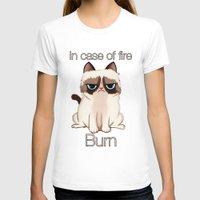 grumpy T-shirts featuring Grumpy  by Blaze-chan