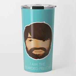 I Am The Bearded Fellow Travel Mug