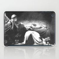 joy division iPad Cases featuring Joy Division - Closer by NICEALB