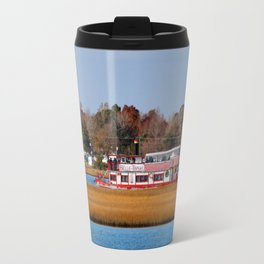 Floating Down The ICW Travel Mug