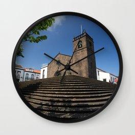 Sao Miguel Arcanjo church Wall Clock