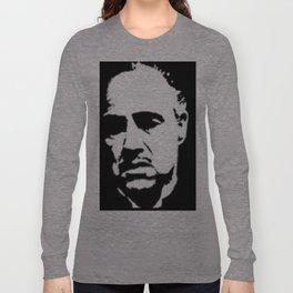 Vito Corleone Long Sleeve T-shirt
