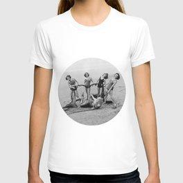 Mermaid Catchers T-shirt