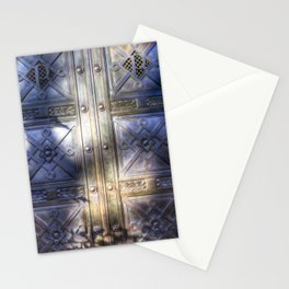 Crypt Door Highgate Cemetery Stationery Cards