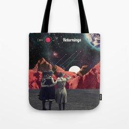 Returnings Tote Bag