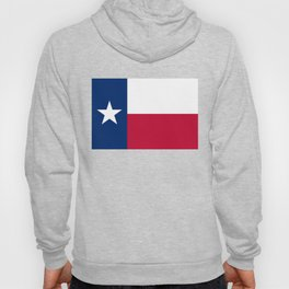 Texas state flag, High Quality Image Hoody