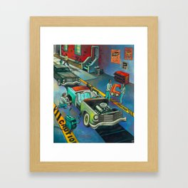 One Piece at a Time Framed Art Print