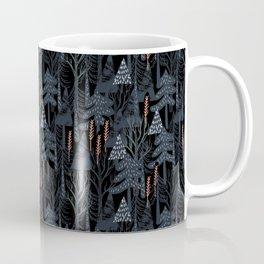 fairytale forest pattern Coffee Mug