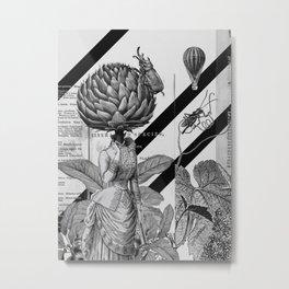 Artichoke's Metal Print