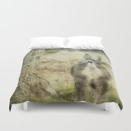 Nose to Tail Duvet Cover