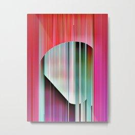 OPAL-Spectrum Metal Print