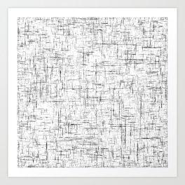 Ambient 77 in B&W 1 Art Print