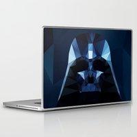 darth Laptop & iPad Skins featuring Darth by Ed Burczyk