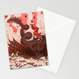 Dragonslayer II Stationery Cards