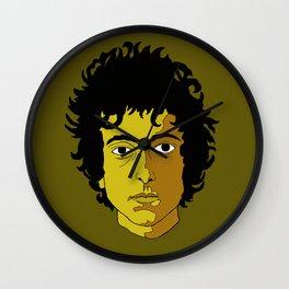 Bobby D Wall Clock