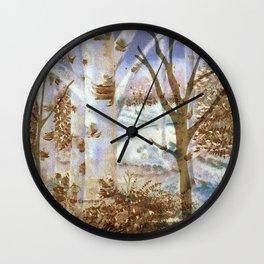 """"""" Remembering """" Wall Clock"""