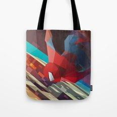 Hang Man Tote Bag